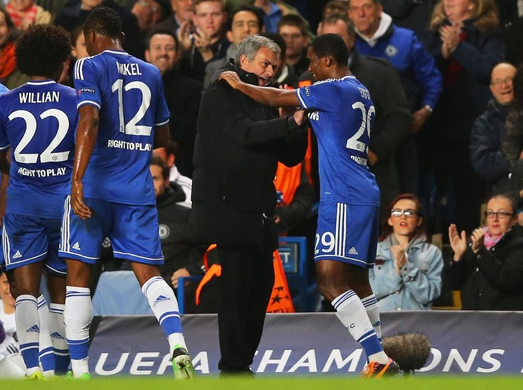 Mourinho: Dari London, ke Manchester, Balik Lagi ke London