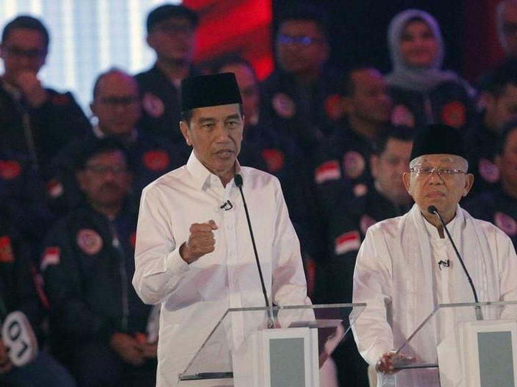 Jokowi-Prabowo Kian Tipis di Sumsel, TKD Siapkan Serangan Darat dan Udara