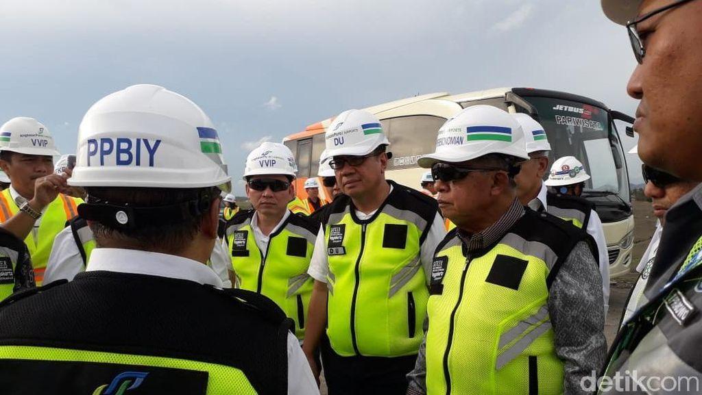 Darmin Harap Warga Bisa Bekerja di Bandara Kulon Progo