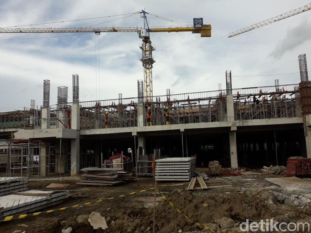 Belanja Proyek Bandara Kulon Progo Dikebut Demi Operasi April