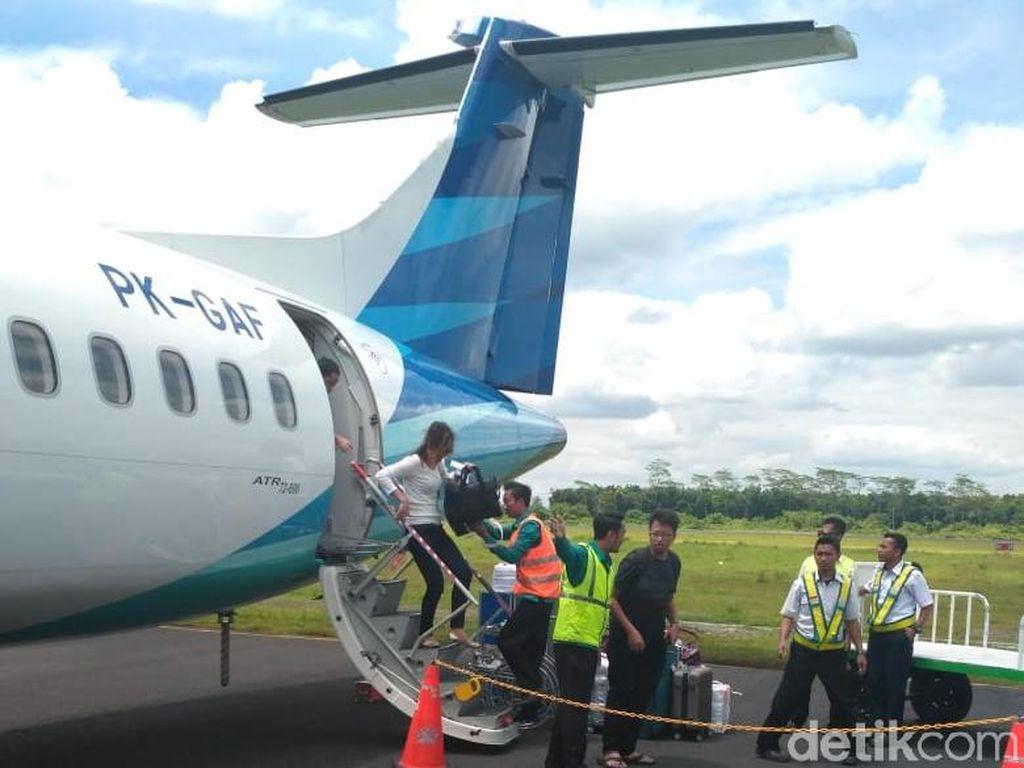 Garuda Indonesia Siap Caplok 51% Saham Sriwijaya Air