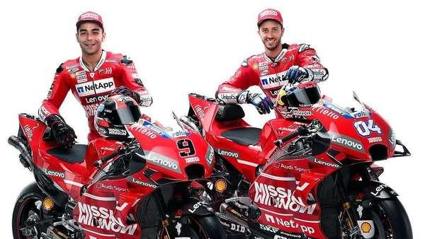Ducati Luncurkan Desmosedici GP19