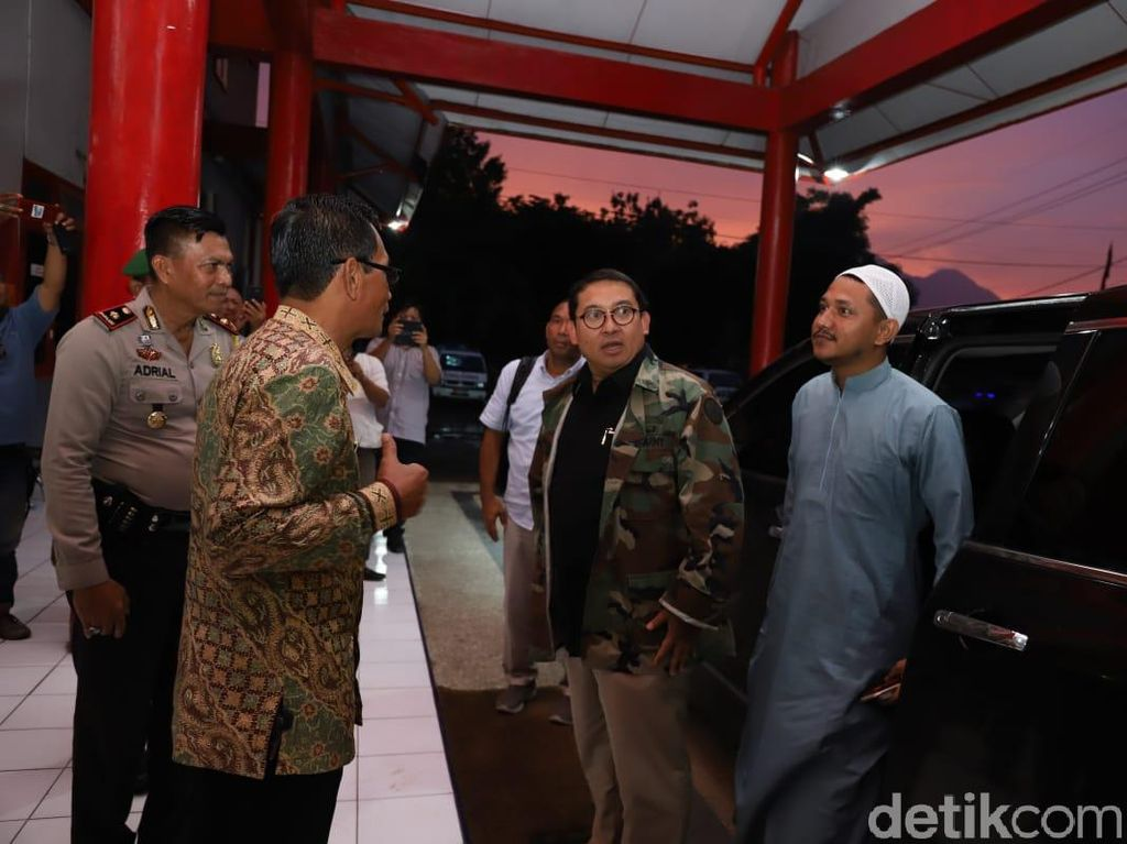 Kunjungi Lapas Porong, Fadli Zon Minta Napi Narkoba Diawasi Ketat