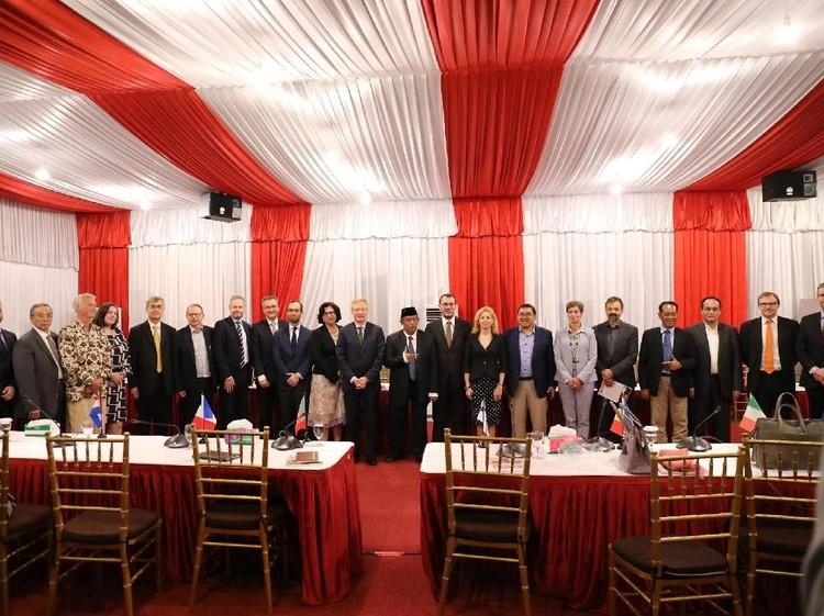 Usai Temui BPN Prabowo, Dubes Uni Eropa akan Bertemu TKN Jokowi