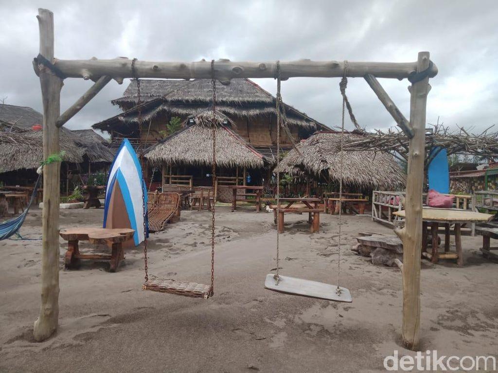 Foto: Kampung Turis, Spot Wisata Lengkap di Pangandaran