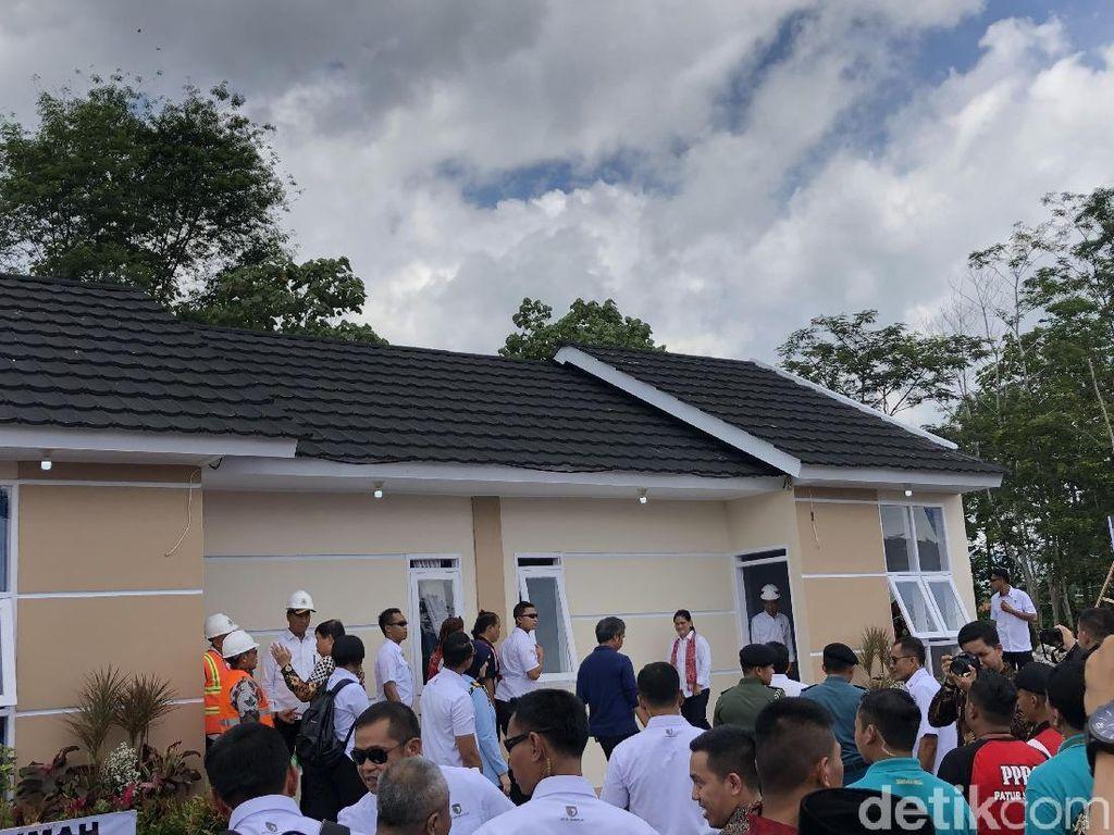 Jokowi Bangun 500 Rumah untuk Pemangkas Rambut Asli Garut
