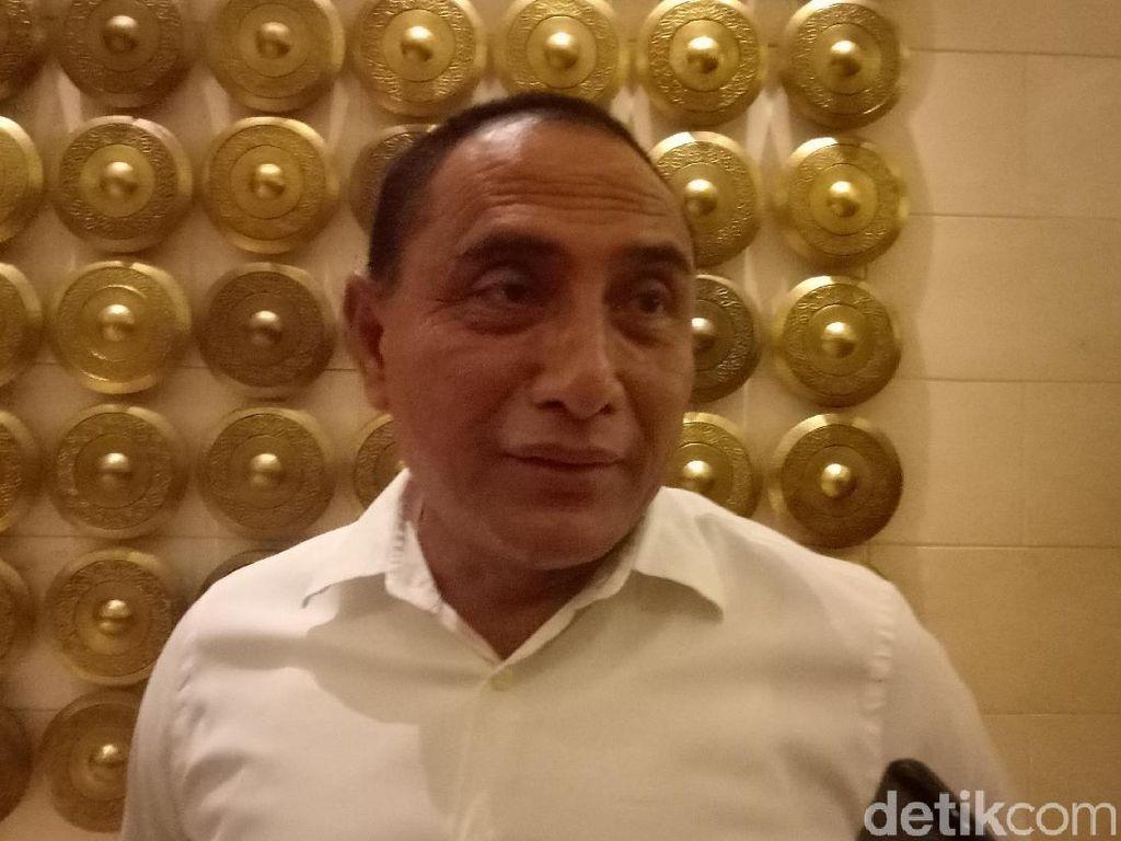 Pusing Pikirkan Inflasi Tinggi, Gubernur Sumut: Saya Kurang Tidur