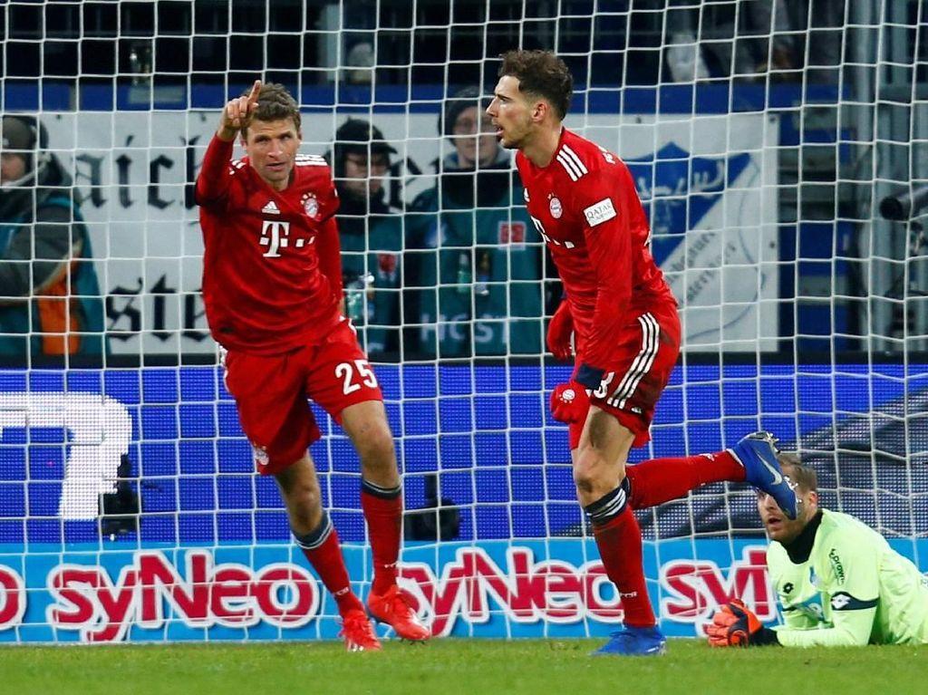 Awas, Dortmund! Bayern sang Pemburu Akan Terus Mengintai