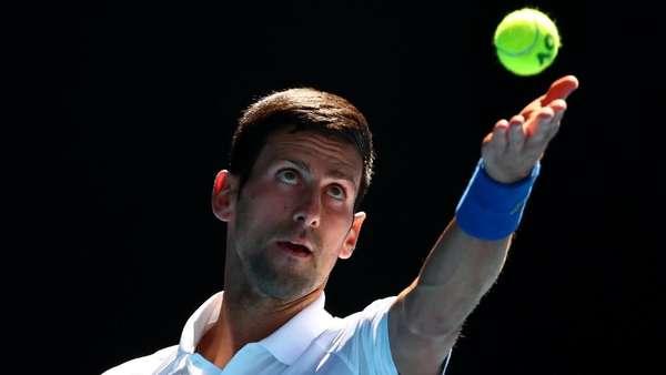 Djokovic Dipaksa Main Empat Set