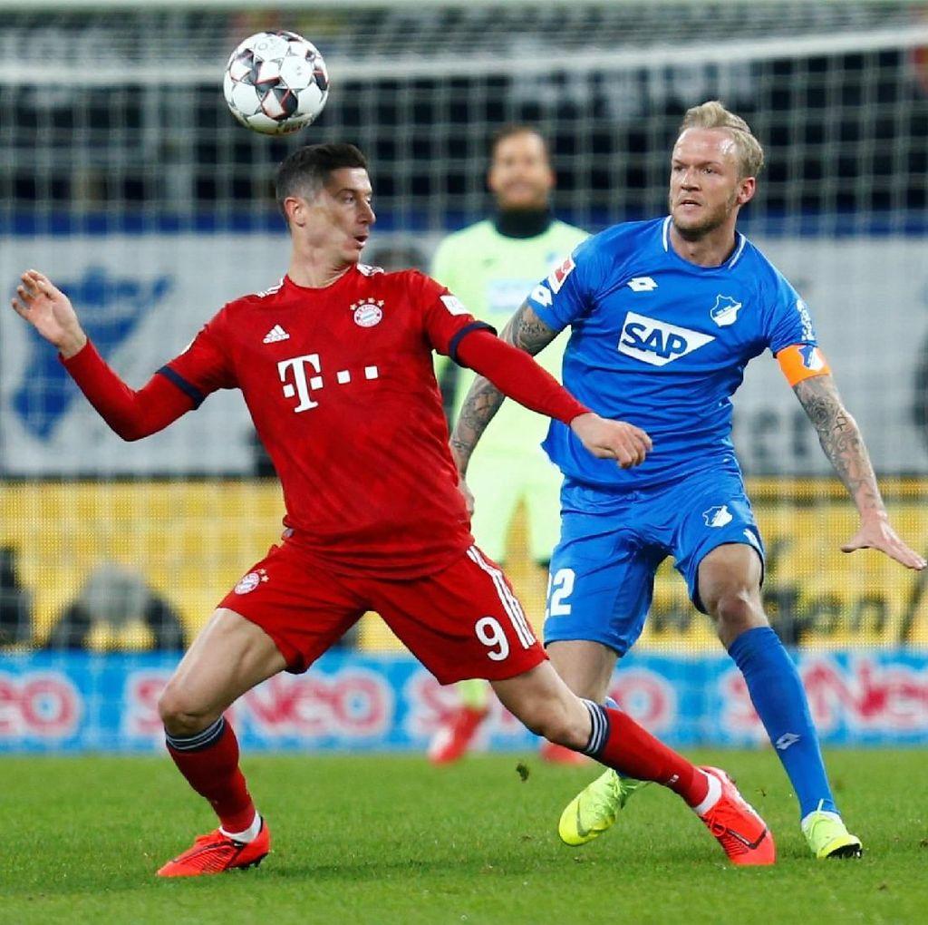 Bayern Mulai Paruh Kedua Bundesliga dengan Kemenangan atas Hoffenheim