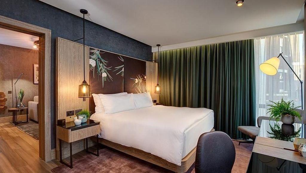 Foto: Hotel Berkonsep Vegan Pertama di Dunia