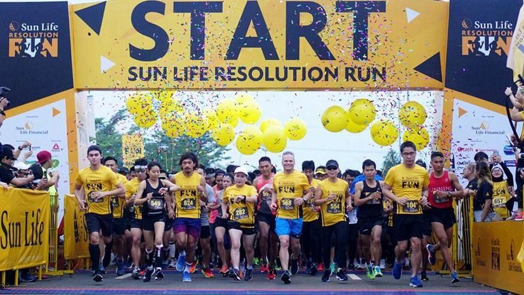 Berlari untuk Melawan Diabetes