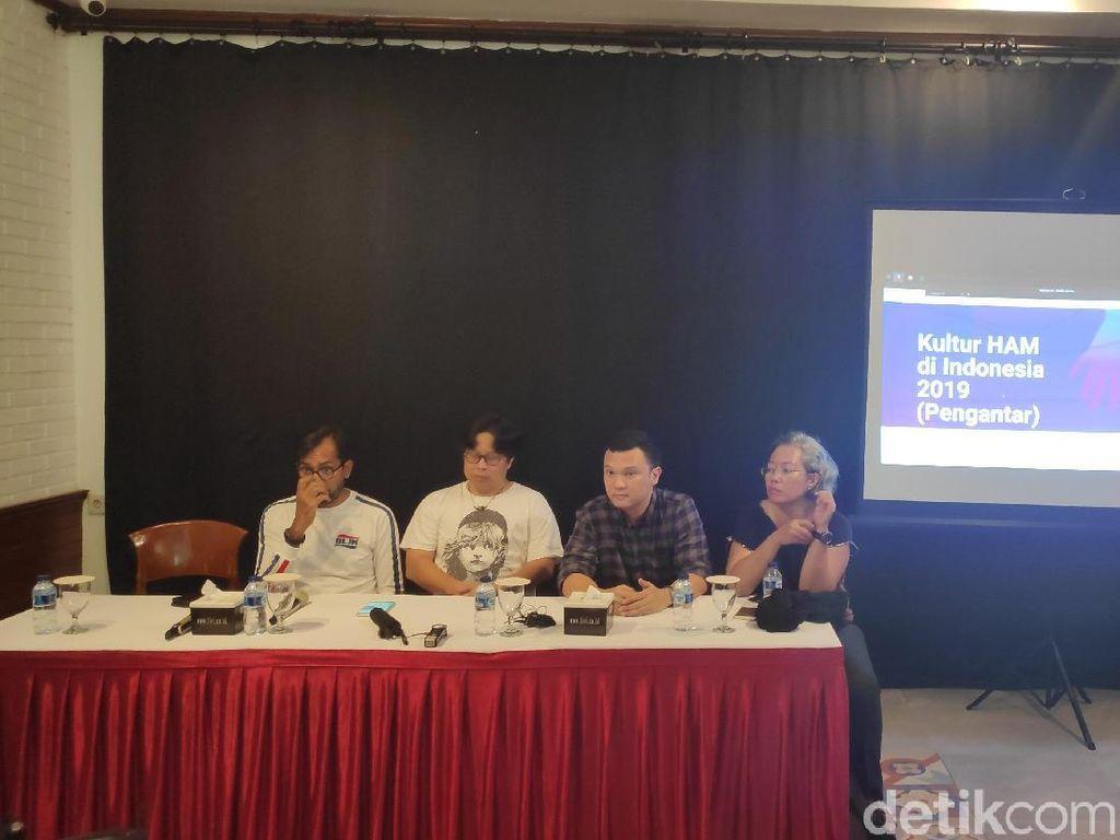 Survei P2D: 82% Responden Cari Capres yang Berkomitmen pada HAM