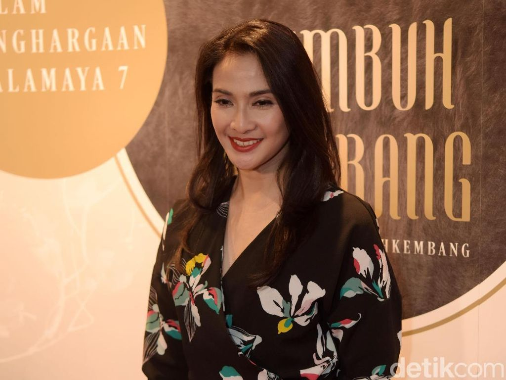 Main di Si Doel The Movie 2, Perasaan Maudy Koesnaedi Berkecamuk