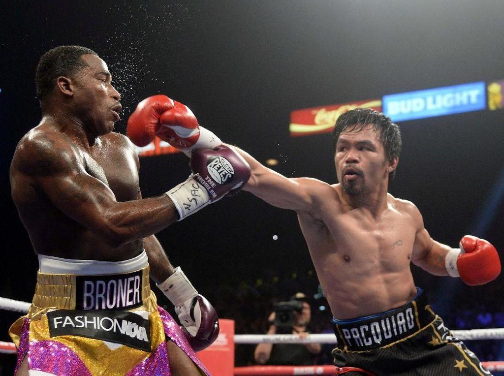 Manny Pacquiao, Tua-tua Jadi Juara