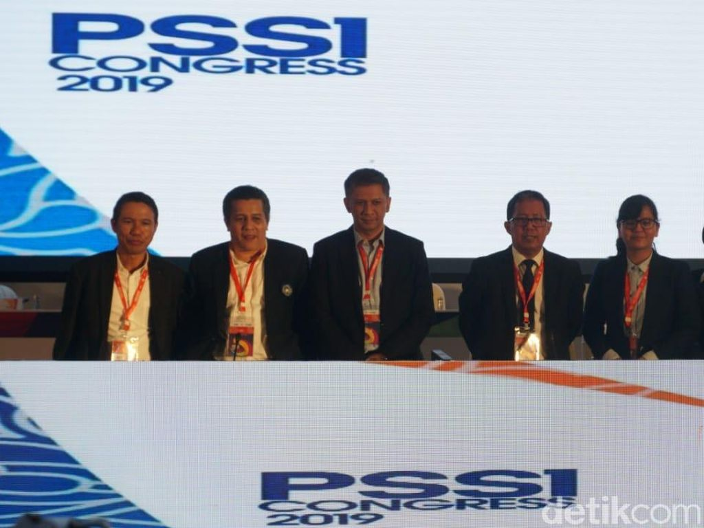Ini Agenda Kongres PSSI Akhir Pekan Ini