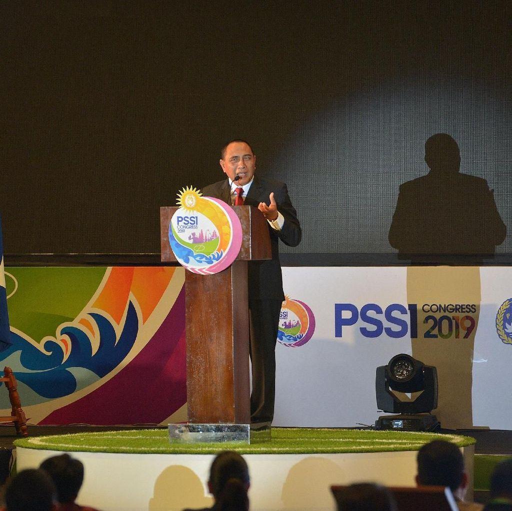 Ada Pertemuan Voters Kongres PSSI untuk Gulingkan Edy Rahmayadi?