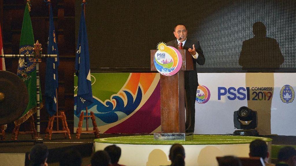 Wagub Sumut Tak Tahu Alasan Edy Mundur dari Ketum PSSI