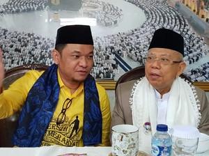 TKN Jawab BPN soal Genderuwo: Maruf Ingatkan Prabowo untuk Tak Menakuti
