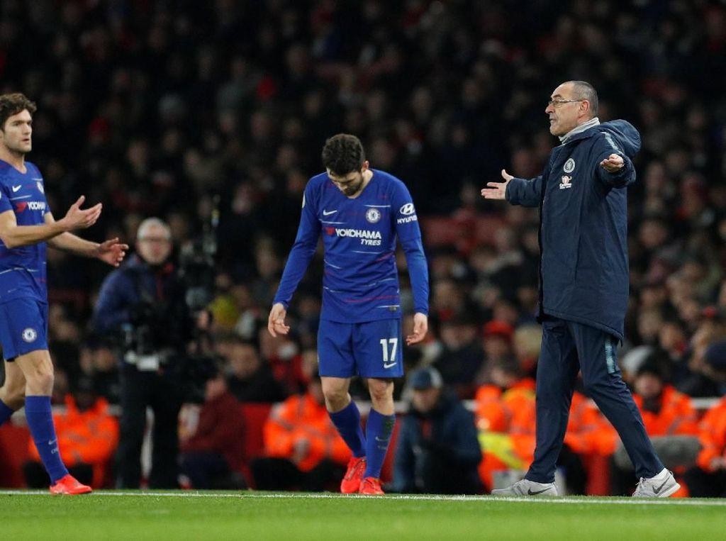 Murkanya Sarri pada Chelsea