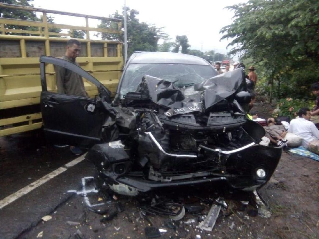Kecelakaan, Yuki Pas Band Batal Berikan Tausiah di Sukabumi