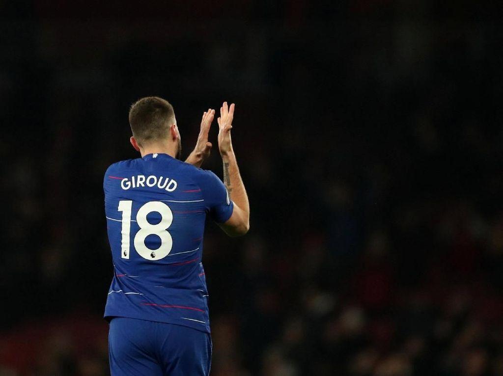 2018/2019 Musim Terakhir Giroud di Premier League?