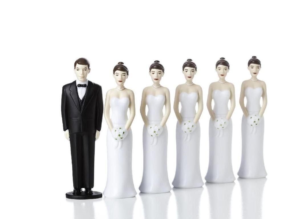 Viral, Cerita Suami yang Gelisah Selama Lockdown Ternyata Punya Istri Kedua