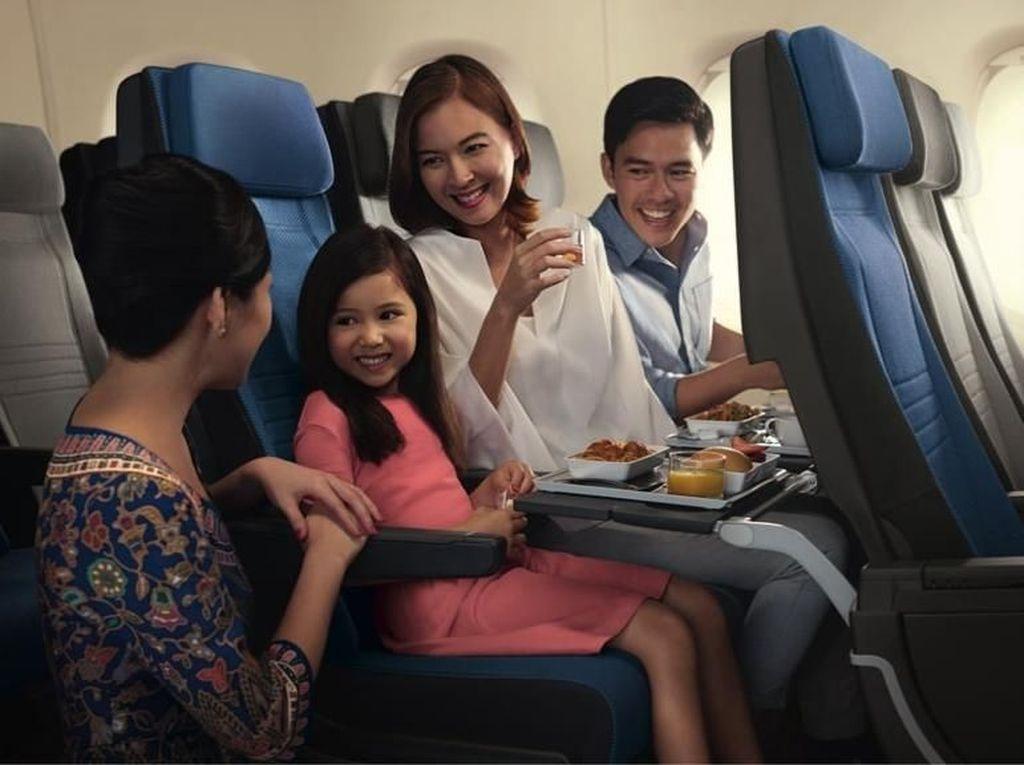 Liburan ke Adelaide, Coba Naik Pesawat Singapore Airlines Terbaru