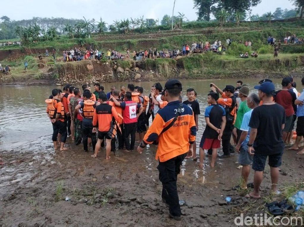 Main di Sungai, Remaja di Jepara Hilang Tenggelam