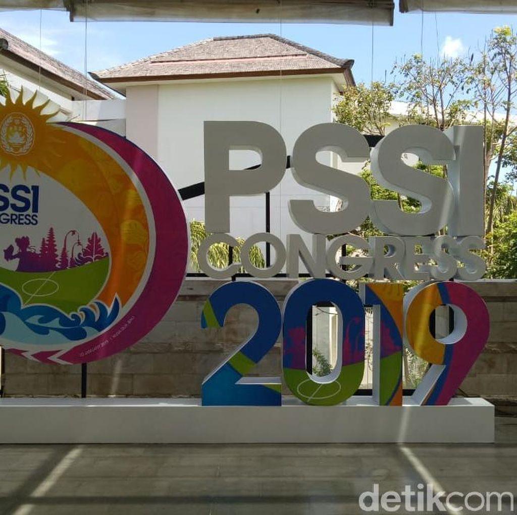 Kehilangan Ketua Umum, Komposisi Exco Tak Diubah di Kongres Tahunan PSSI