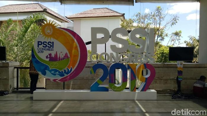 PSSI sedang kesulitan keuangan (Randy Prasatya/detikSport)