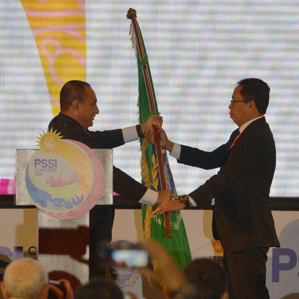 Edy Rahmayadi Mundur Dari Ketua Umum PSSI, Joko Driyono Caretaker