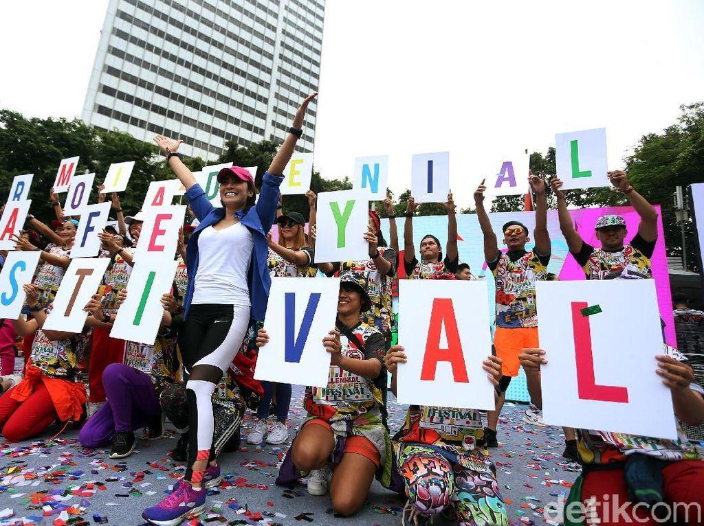Gerakan Sadar Tertib Lalu Lintas Kaum Millenial