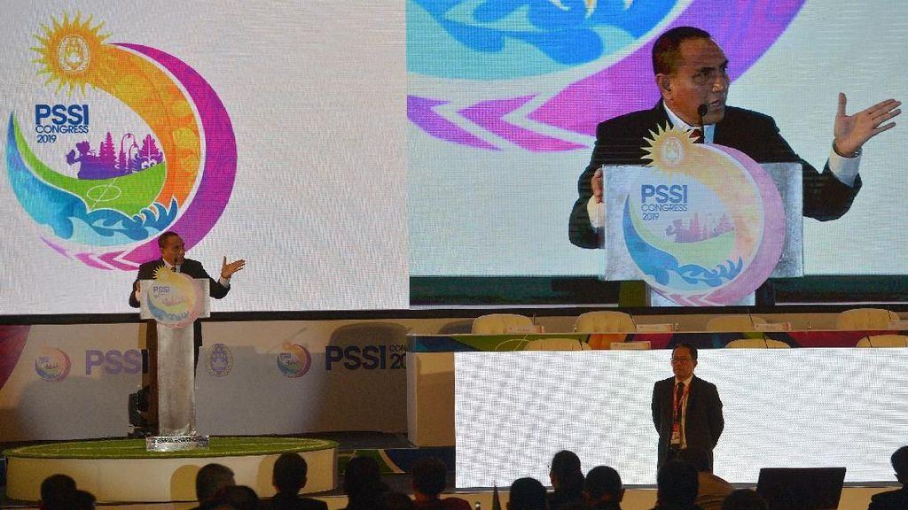Edy Harusnya Out dari Gubernur Sumut, Bukan PSSI