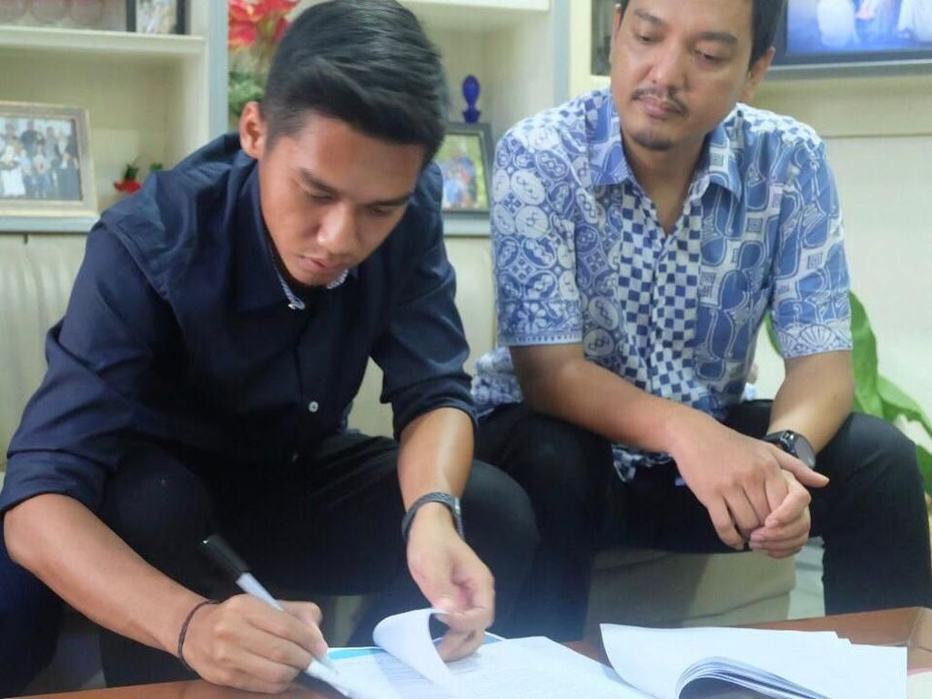 PSIS Semarang Rekrut Septian David Maulana