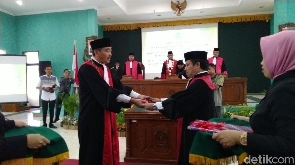 Ketua PN Semarang Atasan Hakim Lasito Promosi Jadi Hakim Tinggi