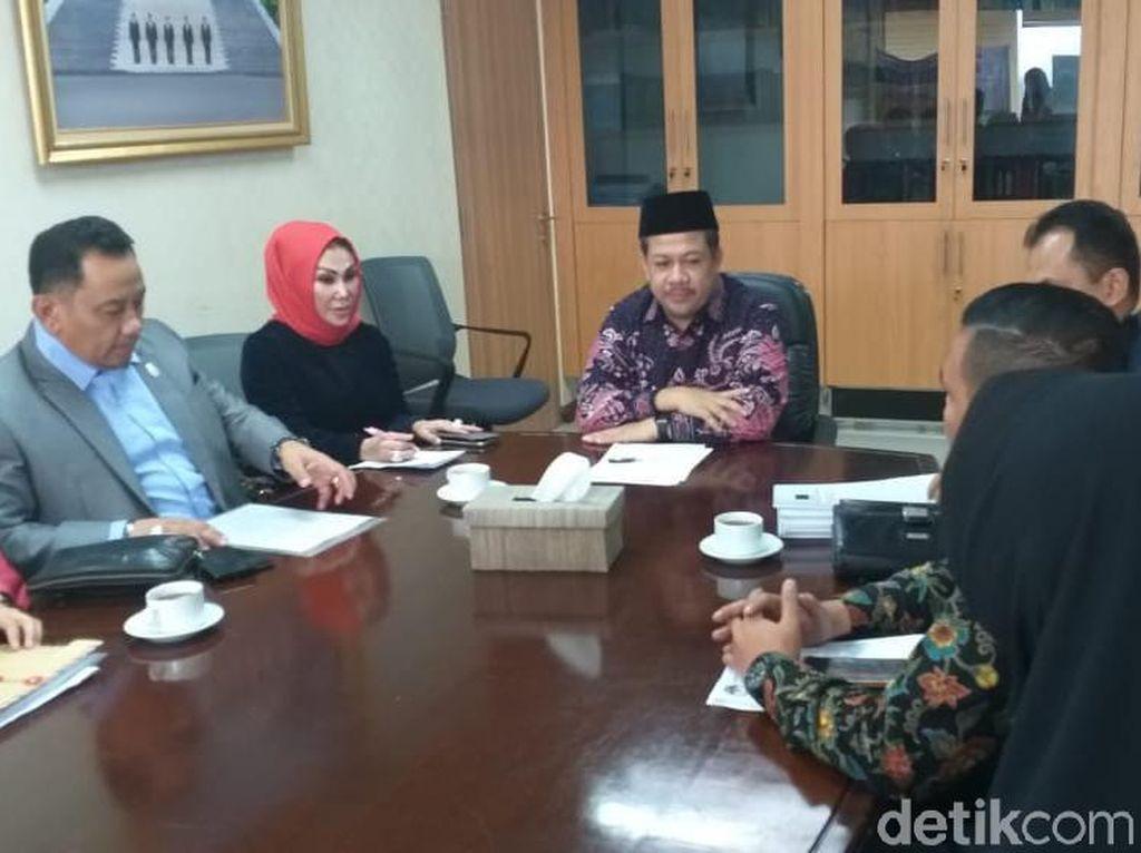 Keluarga Korban Lion Air PK-LQP Mengadu ke Fahri Hamzah