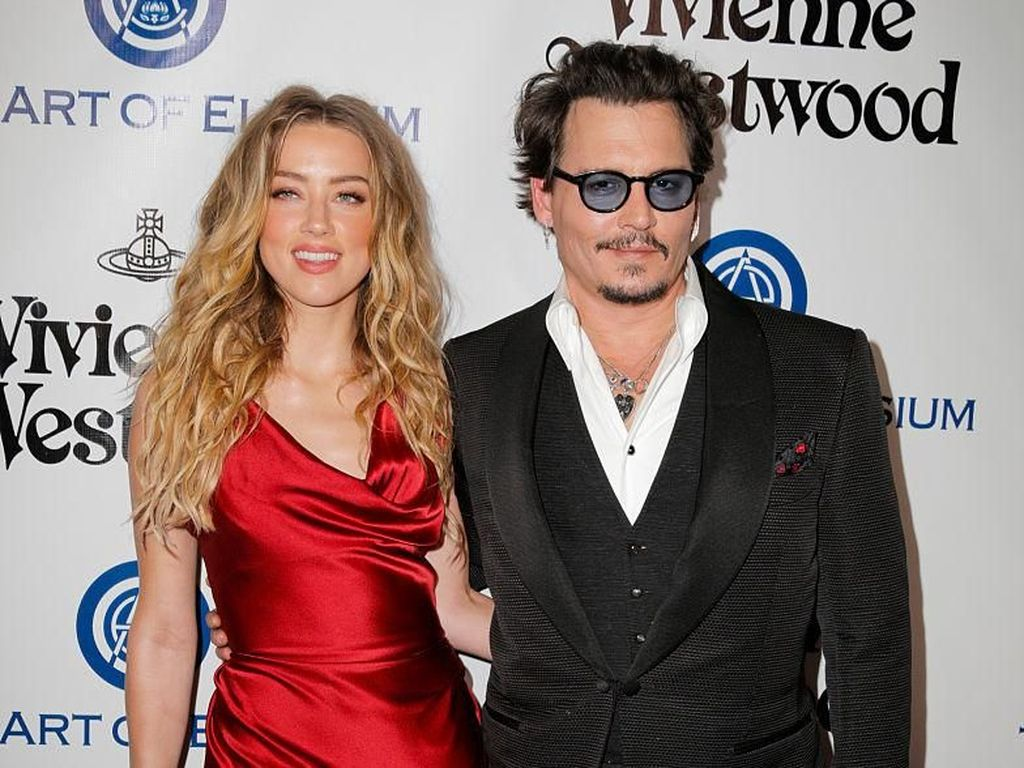 James Franco Terseret Drama Johnny Depp dan Amber Heard