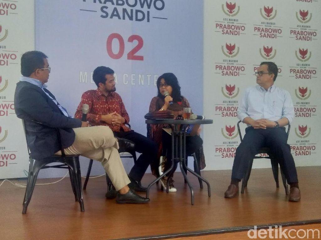 BPN Dorong Prabowo Agresif dalam Debat Capres Kedua