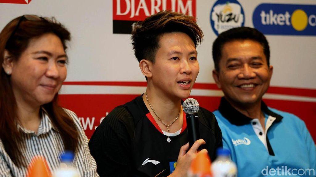 Salam Perpisahan Terakhir Liliyana Natsir di Indonesia Master 2019