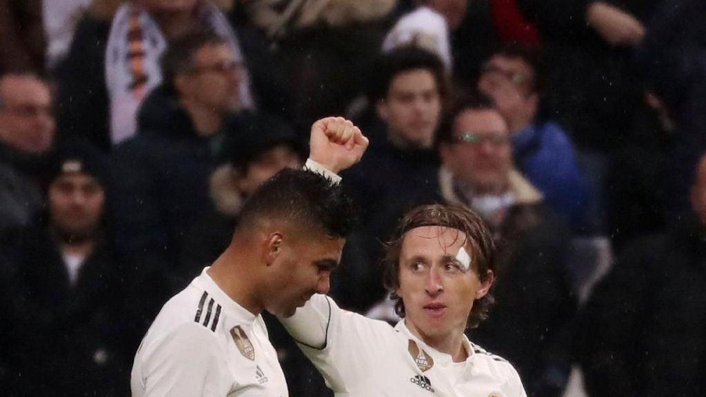 Modric Ingin Bertahan Lama di Madrid