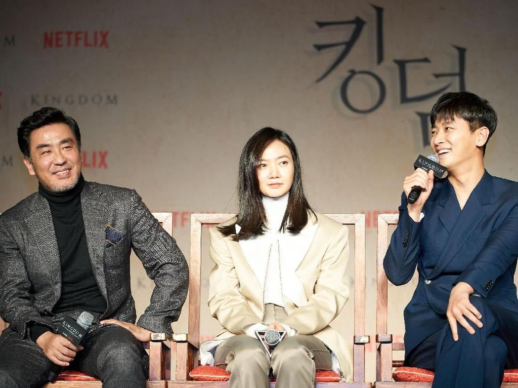 Kemunculan Jun Ji-hyun dan Sederet Karakter Baru di Kingdom