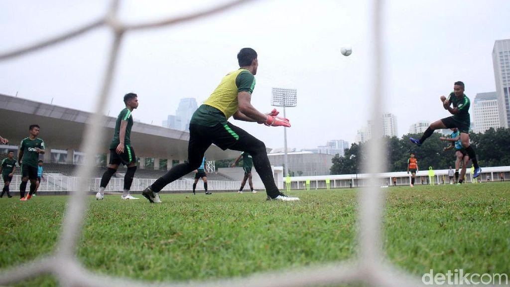Ditinggal Indra Sjafri, Timnas U-22 Tetap Berlatih