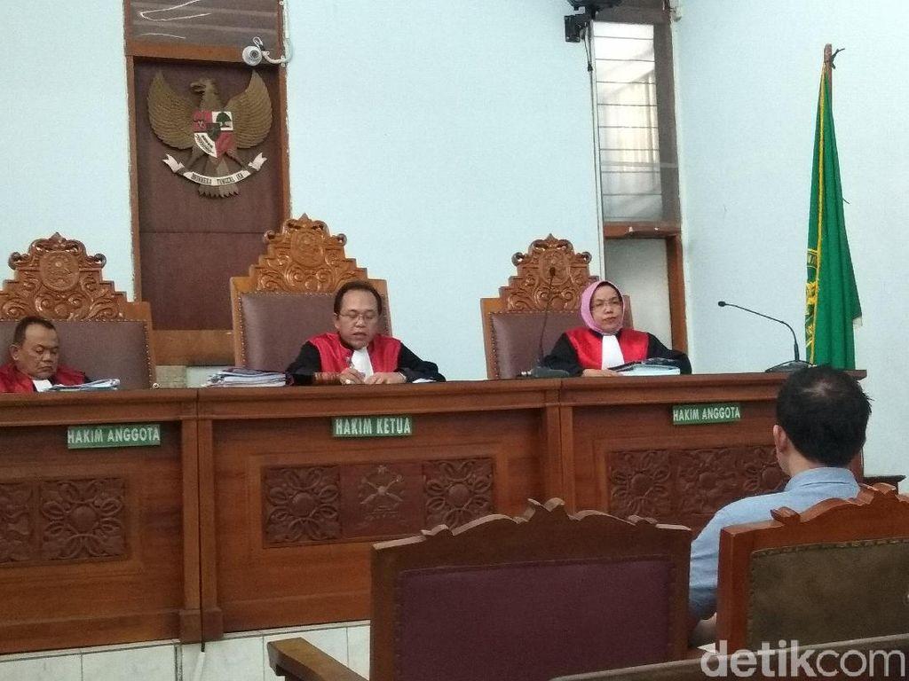 Kasus Bagi Kupon Umroh di Jaksel, Mandala Shoji Divonis 3 Bulan Bui