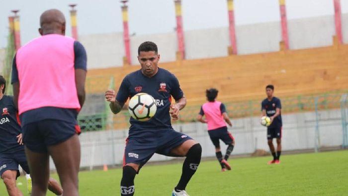 Alberto Goncalvez nyoblos besok. (dok. Madura United)