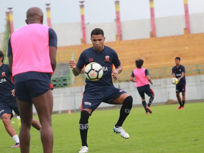 Madura United rekrut Alberto Goncalves