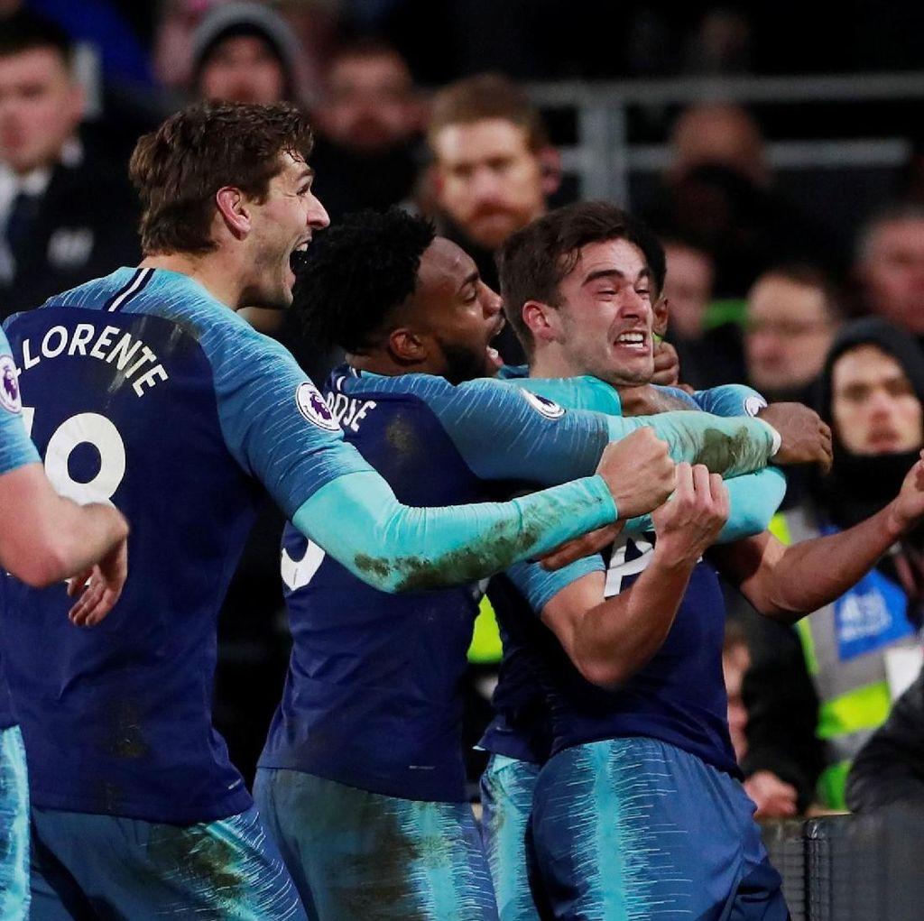 Tottenham Lulus Ujian Pertama Tanpa Kane dan Son