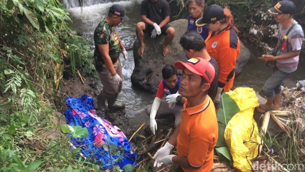 Tukang Ojek di Mojokerto Ditemukan Tewas Telanjang di Sungai