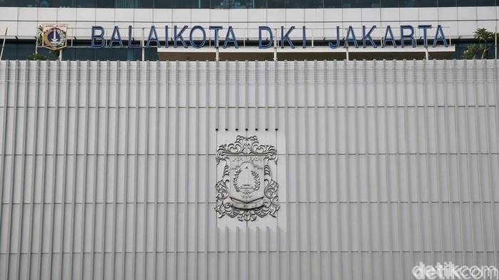 Gedung Balai Kota DKI Jakarta.