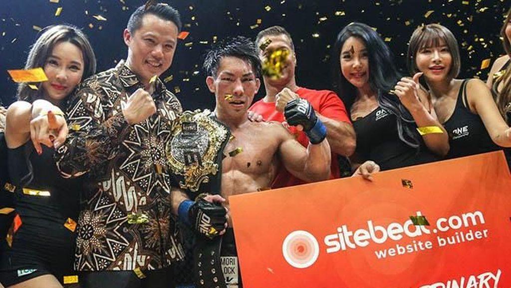 Yosuke Saruta Juara Dunia ONE Championship